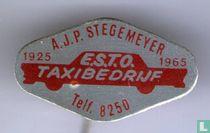 Taxibedrijf E.S.T.O. A.J.P. Stegemeyer 1925-1965