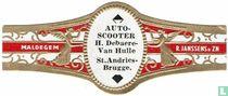 Auto-Scooter H. Debaere-Van Hulle St. Andries-Brugge - Maldegem - R. Janssens & Zn