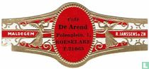 Café De Arend Polenplein, 1 Roeselare T.21065 - Maldegem - R. Janssens & Zn