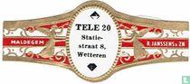 TELE 20 Statie-straat 8, Wetteren - Maldegem - R. Janssens & Zn
