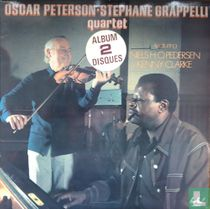 Oscar Peterson Stephane Grappelli Quartet