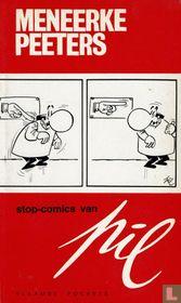 Stop-comics van Pil