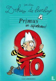 Dokus, de leerling - Primus in spieken!