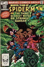 Marvel Team-Up Annual 1982