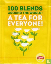100 Blends Around the World