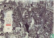 50 jaar Lambiek - 1968-2018