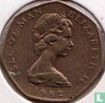 Insel Man 20 Pence 1982 (AD)