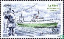 "Fishing vessel ""Névé"""