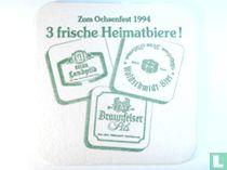 Braunfelser Pils / Zum Ochsenfest 1994