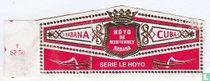 Hoyo de Monterrey Habana Serie le Hoyo - Habana - Cuba