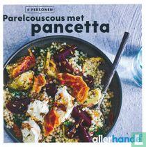 Parelcouscous met pancetta