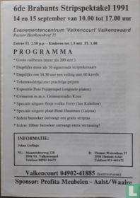 6de Brabants Stripspektakel 1991