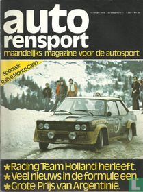 Auto rensport 1