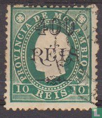 König Carlos I., neuen Wert einprägen