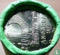 Andorra 50 cent 2017 (roll)