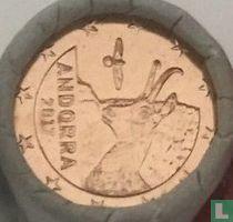 Andorra 2 cent 2017 (rol)