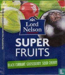 Black Currant, Gooseberry, Sour Cherry