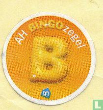 AH bingozegel  B