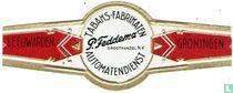 Tabaks-Fabrikanten P. Feddema Groothandel N.V. Automatendienst - Leeuwarden  - Groningen