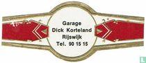 Garage Dick Korteland Rijswijk Tel. 901515
