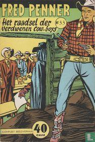 Het raadsel der verdwenen cow-boys