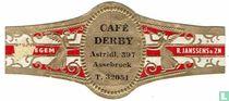 Café Derby Atridl. 397 Assebroek T. 32051 - Maldegem - R. Janssens & Zn.