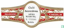 Café Accordion Aers Marcel T. 772261 Eeklo - Maldegem - R. Janssens & Zn.