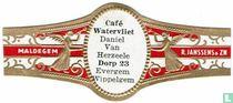 Café Watervliet Daniël van Herzeele Village 23 Evergem Wippelgem - Maldegem - R. Janssens & Zn.
