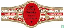 Café 't Oud Smiske Gent T. 225279 - Maldegem - R. Janssens & Zn.