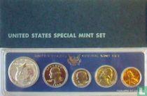 Verenigde Staten jaarset 1966