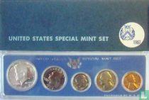 Verenigde Staten jaarset 1967