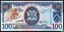 Trinidad en Tobago  100 Dollars  2006