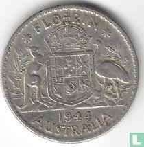 Australië 1 florin 1944 (S)