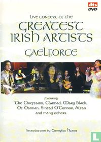 Live Concert of the Greatest Irish Artists - Gaelforce
