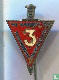 '45 Garoet '50 Soukaboemi Tasikmalaja