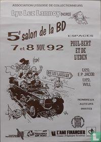 5e Salon de la BD