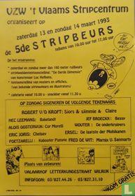 5de Stripbeurs - Valaarhof - Wilrijk