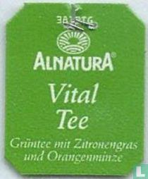 Alnatura Vital Tee Grüntee mit Zitronengras und Orangenminze