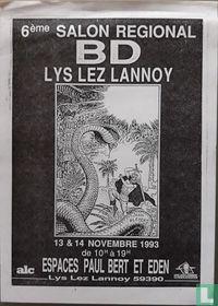 6ème Salon regional BD Lys Lez Lannoy