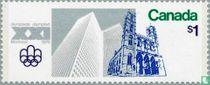 Place Ville Marie en Basiliek Onze Lieve Vrouw