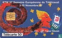 ETW 97 Semaine Européenne du Télétravail