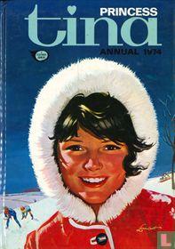 Princess Tina Annual 1974