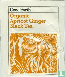 Apricot Ginger Black Tea
