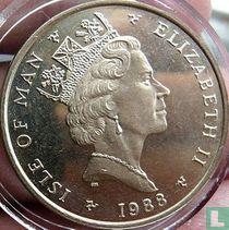 Man 2 pounds 1988 (AA)