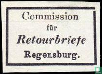 Commission für Retourbriefe Regensburg