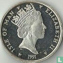 Man 2 pounds 1991 (AA)