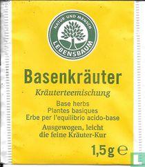 Basenkräuter