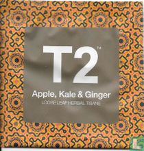 Apple, Kale & Ginger