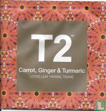 Carrot, Ginger& Tumeric