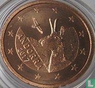 Andorra 2 cent 2017